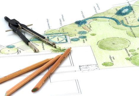 planification du jardin